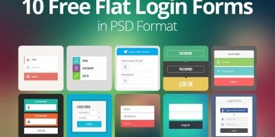 10-free-psd-login-forms