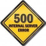 Solucionar WordPress 500 Internal Server Error