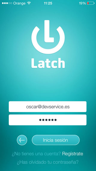 latch iphone